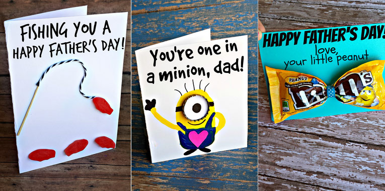 5 Creative Father's Day Cards Kids Can Make | Houston ...