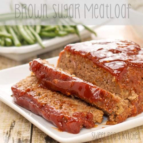 Brown Sugar Meatloaf | HFM | Houston Family Magazine