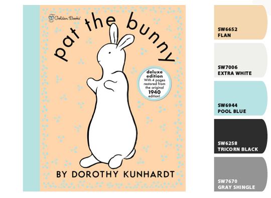 pat bunny palette