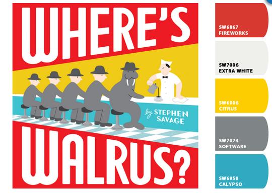 wheres walrus palette