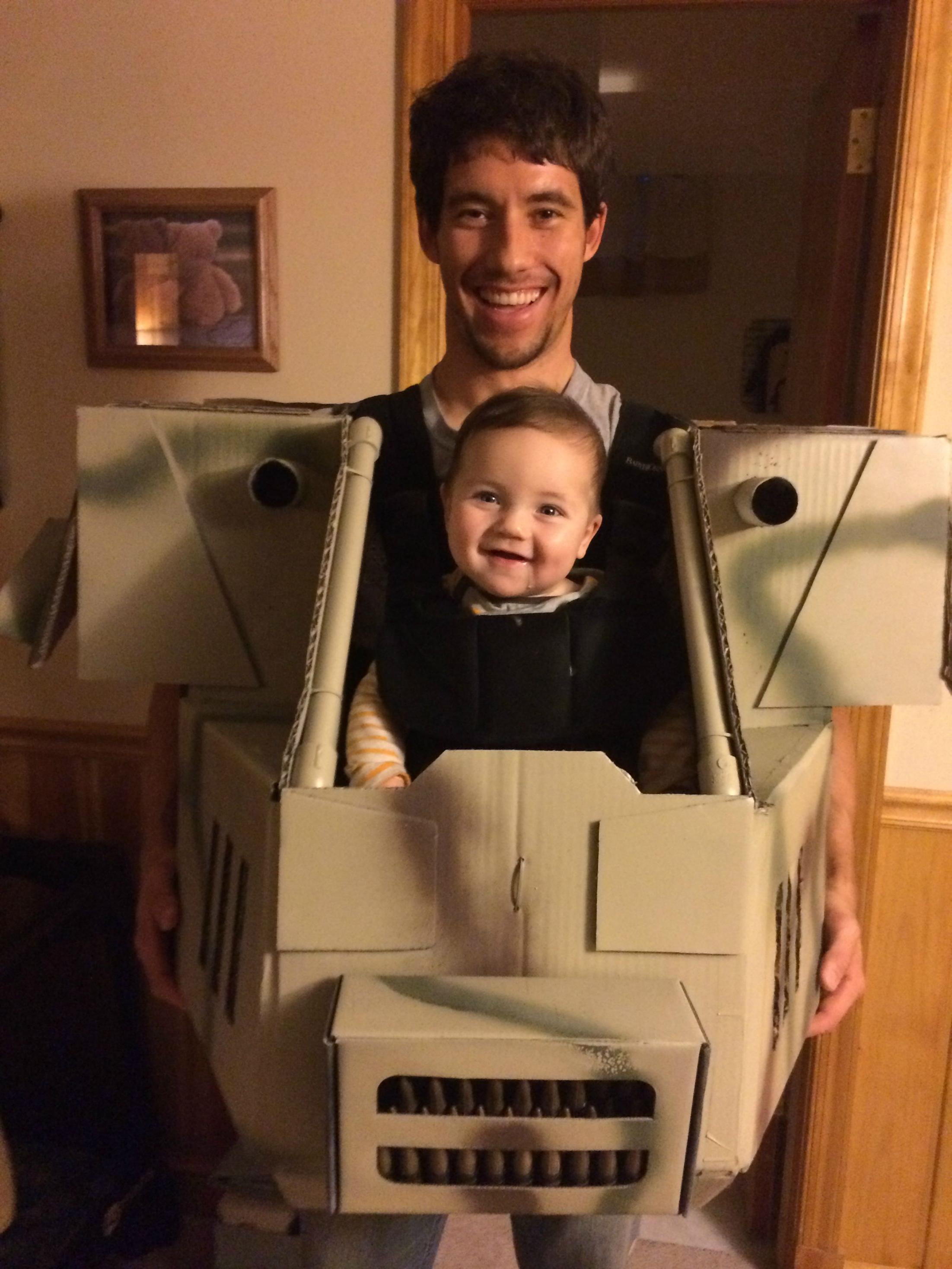 this father & son halloween costume wins best costume of 2014