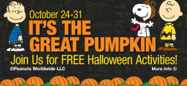 """Bass Pro Shops presents """"It's a Great Pumpkin"""" from October 24-31"""
