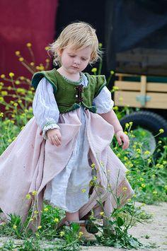 Renaissance Fair Costumes for Families