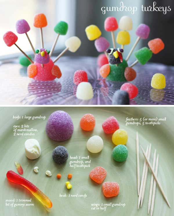 10 easy diy thanksgiving crafts for kids houston family for Easy diy arts and crafts