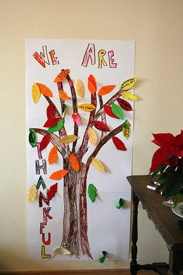 10 easy diy thanksgiving crafts for kids houston family magazine