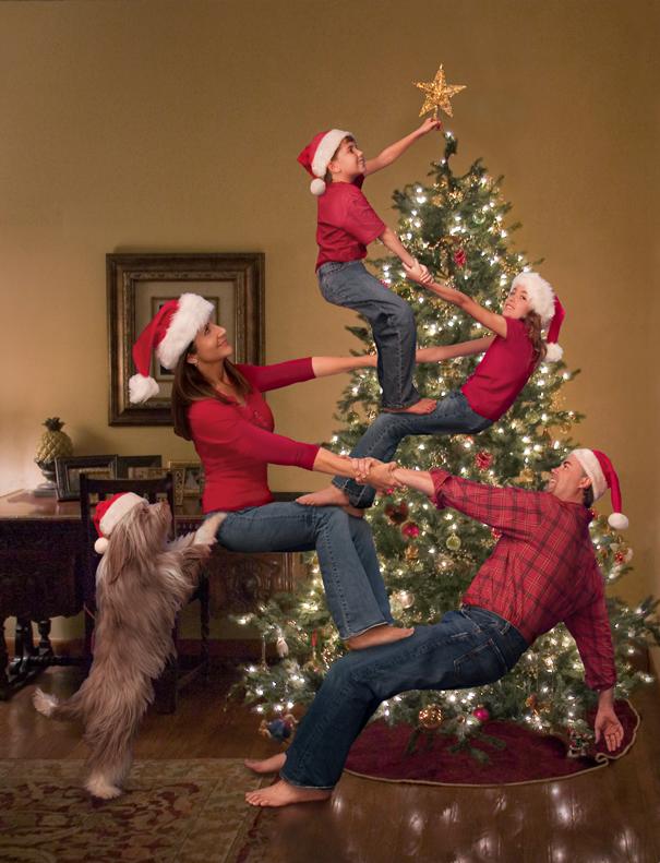 12 great christmas card ideas houston family magazine