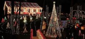Top 10 Christmas Light Displays Around Houston