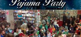 The Polar Express Pajama Party at Katy Budget Books