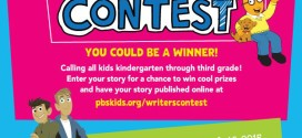 Houston Public Media Announces 2015 PBS KIDS Writers Contest