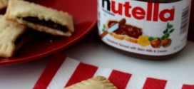 Homemade Pop-Tarts with Nutella