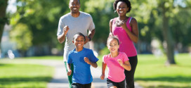 Get the Whole Family on Board for a Lifetime of Fitness