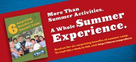 6 Benefits of Summer Camp