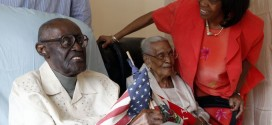 Meet Duranord Veillard. He just turned 108 & has been happily married for 82 years!