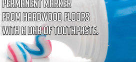 2 Alternative Uses For Toothpaste