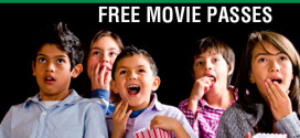 Daily Giveaway: Movie Passes