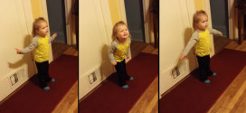"""Adorable Kid is Very Mad At Mimi For Saying a """"Bad Word!"""""""