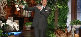 Vince Vaughn Discusses His Daughters Obsession with 'Frozen' on The Ellen Show