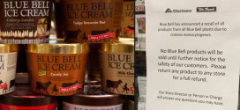 Blue Bell Ice Cream recalls all products