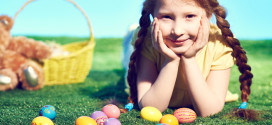 Healthy Treats for kids on Easter