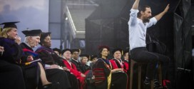 "Matthew McConaughey Shares ""13 Life Lessons"" During Commencement Speech at The University of Houston"