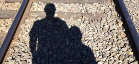 10 Pics Of A Father's Shadow