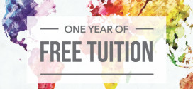 One Year of Free High School Tuition