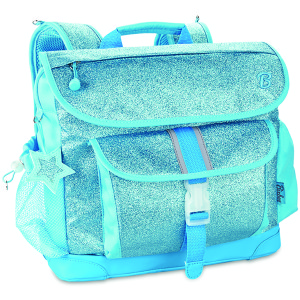 Spark. Turquoise Backpack Main