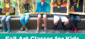 Register Now! Fall Art Classes for Kids at the MFAH