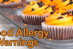 Real Life Scary – Food Allergies and Halloween