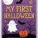 "Free Printable ""Baby's 1st Halloween"" Milestone Card"