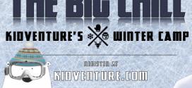 Kidventure's Winter Camp is Coming!