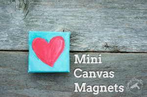 Mini-Canvas-Magnets-great-gift-to-those-you-love-from-ClumsyCrafter-