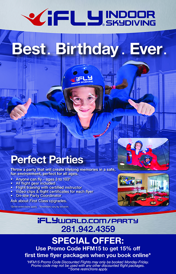 Ifly discount coupons