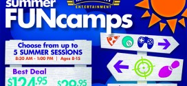 Summer FUNCamps at Main Event Entertainment!