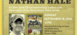 Cool Brains! presents Nathan Hale and the latest Hazardous Tales on Sun, Sept 18, 3 pm