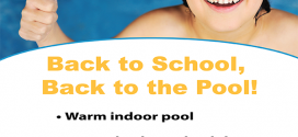 Swim Lessons: Perfect for Fall