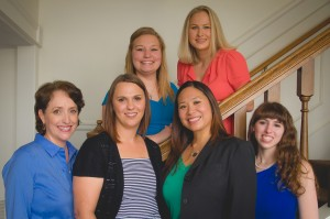 new-cpfh-staff-on-stairs